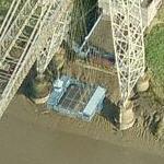 Newport Transporter Bridge (Bing Maps)
