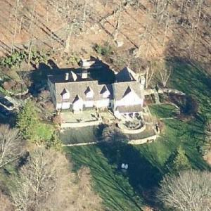 Ryan Reynolds and Blake Lively's House (Former) (Birds Eye)