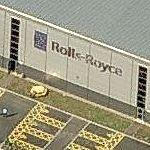 RAF Hucknall (Rolls Royce Airfield) (Birds Eye)