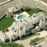 Dan Schneider's House (previously owned by Lori Milgard) (Birds Eye)