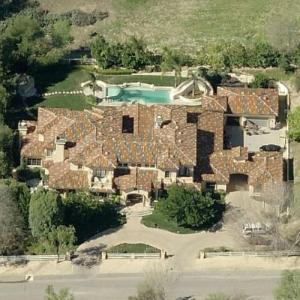 Rob Cavallo's House (Bing Maps)