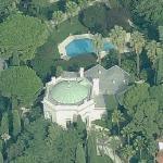 Baroness Vaughn's House (Former) (Birds Eye)
