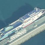 Balearia ferry (Birds Eye)