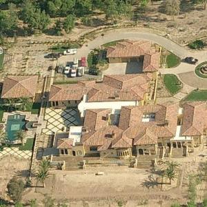 Mike Splinter's House (Bing Maps)