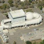 NASA Ames RC 12' Pressure Wind Tunnel (Birds Eye)