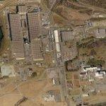 Manhattan Project K-25 plant (Birds Eye)