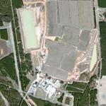 Barnwell Radioactive Waste Facility (Bing Maps)