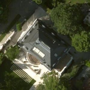 Thomas Mann's house (former) (Bing Maps)