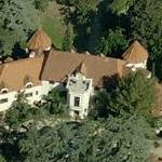 Phil Spector's House (Birds Eye)
