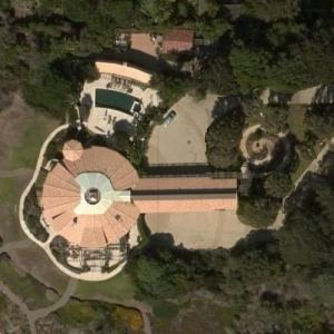 Ross Gilbert's House (Bing Maps)