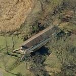 Dr. Knisley Covered Bridge (Birds Eye)