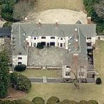 Benjamin Moore's House (Former) (Birds Eye)