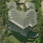 Dan Warmenhoven's house (Birds Eye)