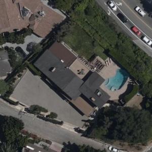 Sage Stallone's House (Bing Maps)