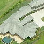 Ted Taylor's house (Birds Eye)