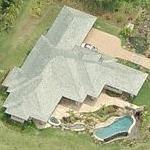 George Mackin's house (Birds Eye)