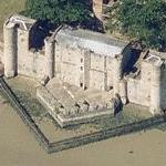 Upnor Castle (Birds Eye)