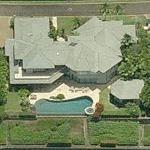 Carlos Santana's house