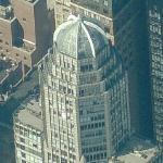 Steven A. Klar's $100M Triplex Penthouse (Birds Eye)