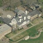Ernest Flagg's House (Former) (Birds Eye)