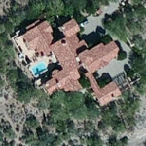 Patricia Newton's House (Former) (Bing Maps)
