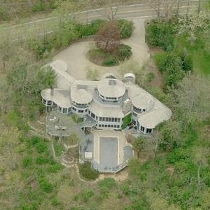 Dana Mecum's house (Birds Eye)