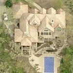 Gregg Kunes' house (Birds Eye)
