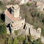 Rocca Guaita fortress (first tower) (Bing Maps)