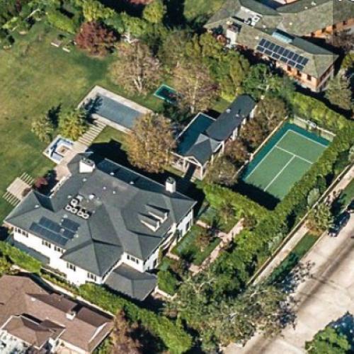 Conan O'Brien's House ...
