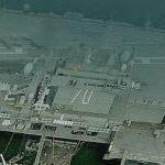 Aircraft Carrier USS Carl Vinson (CVN-70) (Birds Eye)