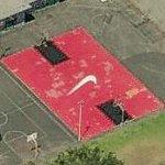 Nike Basketball Court (Birds Eye)