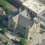 Cathedral of St. John the Evangelist (Birds Eye)