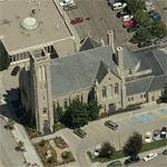 St. Mary's Catholic Cathedral (Birds Eye)