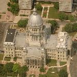 Illinois State Capitol (Birds Eye)