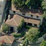 Johnny Lewis' home (former) (Birds Eye)