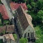 15th century reformed church (Birds Eye)