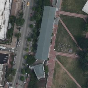Liberty Bell Center (Bing Maps)