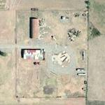 577-11 Atlas ICBM Silo (Bing Maps)