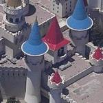 Excalibur Casino (Birds Eye)