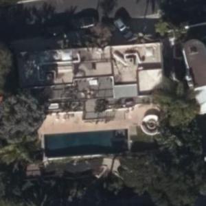 Kristen Stewart's House (Bing Maps)