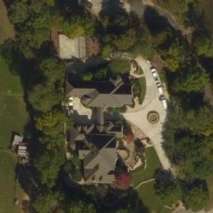 Kandi Burruss's House (Bing Maps)