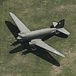 """""""Tonto"""" C-47 Skytrain (DC-3) (Birds Eye)"""