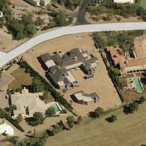 Miguel Montero's House (Bing Maps)