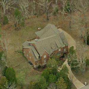 Shea Weber's House (Bing Maps)