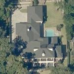 Jacque Vaughn's House (Birds Eye)