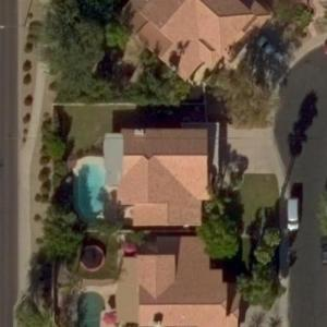 Richie Incognito's House (Bing Maps)