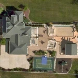 Mike McCarthy's House (Bing Maps)