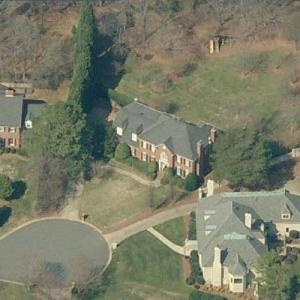 Webb Simpson's House (Former) (Bing Maps)