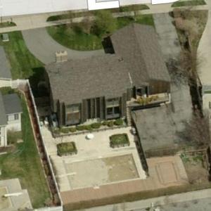 Kyle Beckerman's House (Bing Maps)