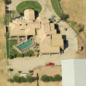 Andre Ethier's House (Bing Maps)